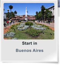Start in Buenos Aires